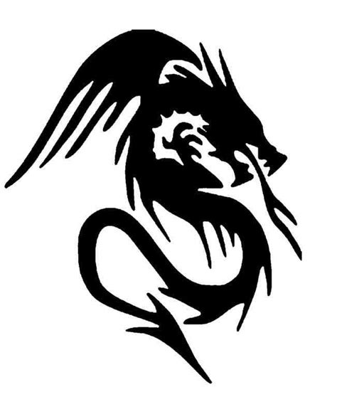 dragon wing stencil for airbrush tattoo craft art ebay