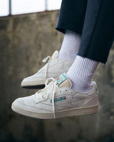 sneaker stock back in stock the reebokclassics club c 85 vintage