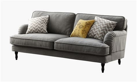 okea sofa 3d ikea stocksund sofa model