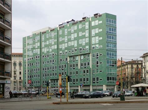 sede sdoria edificio montedoria