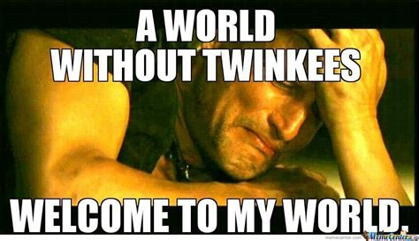 Twinkie Meme - no more twinkies by gregofcanada meme center