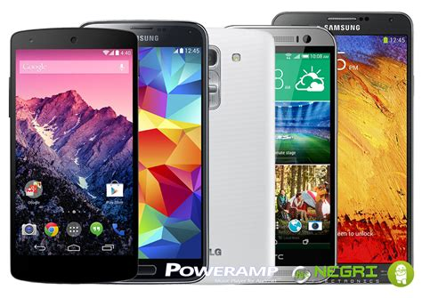 Free Smartphone Giveaway 2014 - win a free smartphone from android central power and negri electronics android