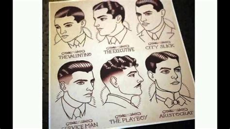 1920 Mens Hairstyles Pictures by Mens Hairstyles 1920s