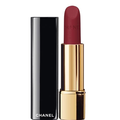Lipstik Chanel velvet luminous matte lip colour chanel