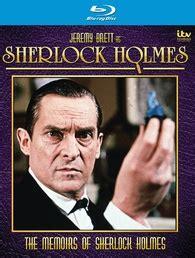 filme schauen the memoirs of sherlock holmes sherlock holmes the complete series w jeremy brett 9