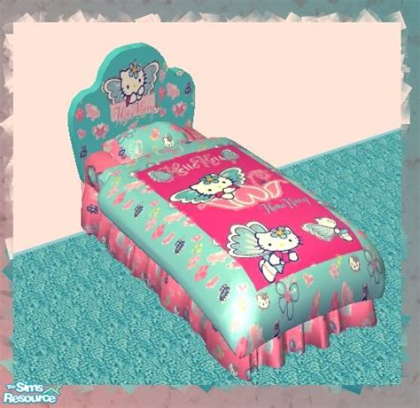 hello kitty bedroom sets frogger1617 s hello kitty bedroom set bedding