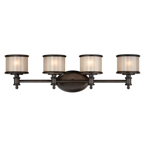 4 light vanity light bronze edmonton 4 light vanity l noble bronze