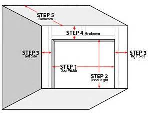 How To Measure Garage Door New Doors Gm Garage Doors