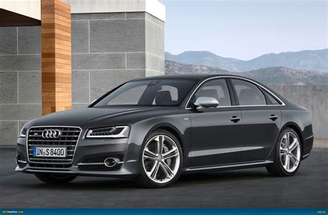 S8 Audi by Ausmotive 187 2014 Audi A8 S8 Facelift Revealed