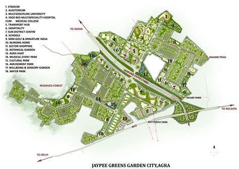 layout plan of garden city jaypee garden city 9910007460 jaypee garden city agra