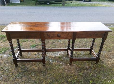 Custom Made Sofa Table By Old Bridge Woodworks