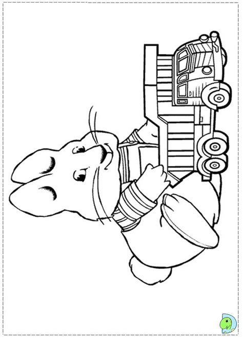 Free Coloring Pages Of Max And Ruby Max And Ruby Coloring Pages To Print