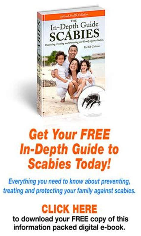 How To Clean Your House Of Scabies by What Are Scabies