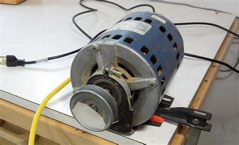 how do fan motors work how ac induction motors work