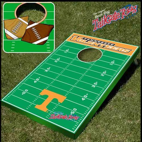 original bean bag tailgate toss tailgate toss ncaa licensed football field tailgate