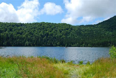 In The Lake volcanic lake