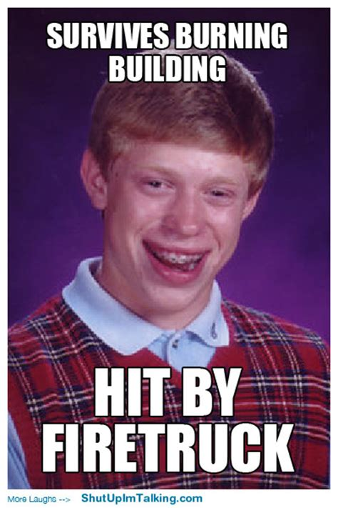 bad luck things gotta love bad luck brian worst luck things that crack