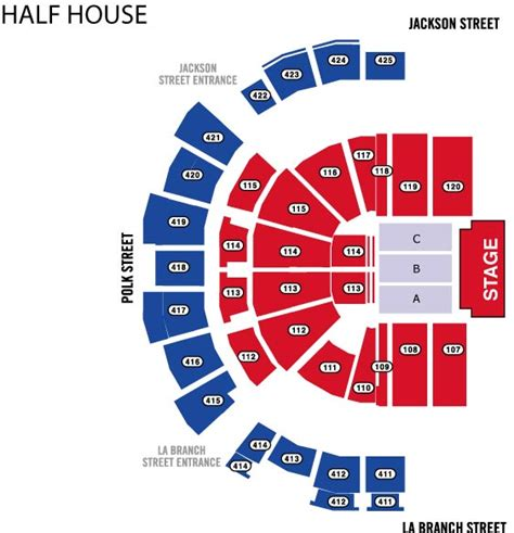 houston rockets seating chart toyota center houston toyota center seating maps