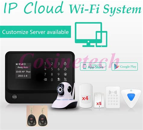 aliexpress buy app controlled smart home security