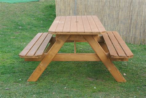 panche da giardino tavoli in legno per giardino con panche tavolo da