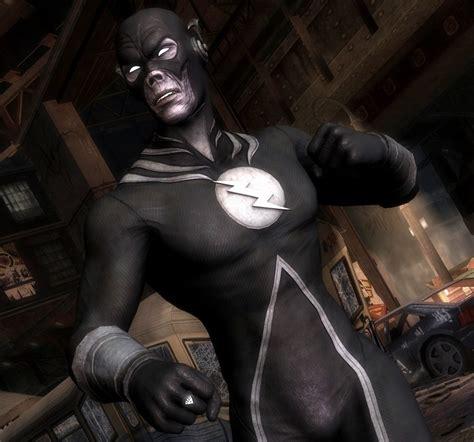 Flash Icy Black Original professor zoom character comic vine
