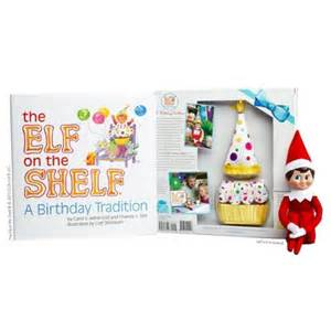 the on the shelf 174 a birthday tradition target