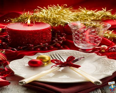 immagini tavole natalizie ecco tante idee su come apparecchiare la tavola il giorno