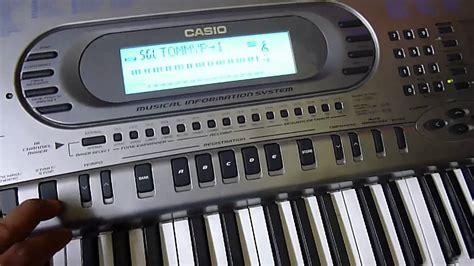 Keyboard Casio Wk 1800 casio wk 1800 con emulador floppy usb instalado