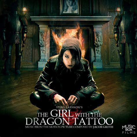 the girl with the dragon tattoo soundtrack the with the soundtrack from the motion