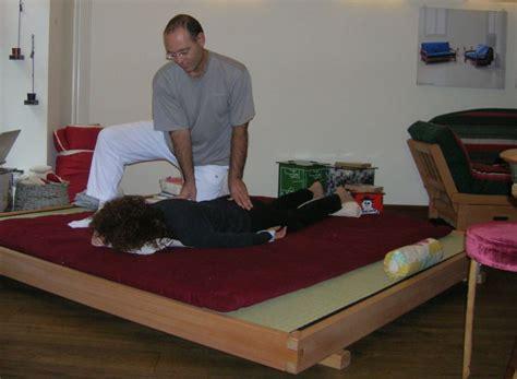 massaggi futon futon shiatsu