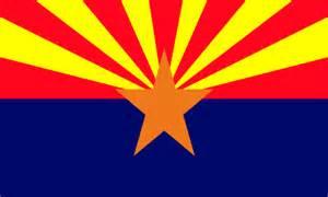 arizona colors welcome to usa4kids arizona flag history