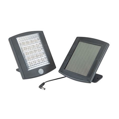 Bunker Hill 36 Led Solar Security Light 36 Led Solar Security Light