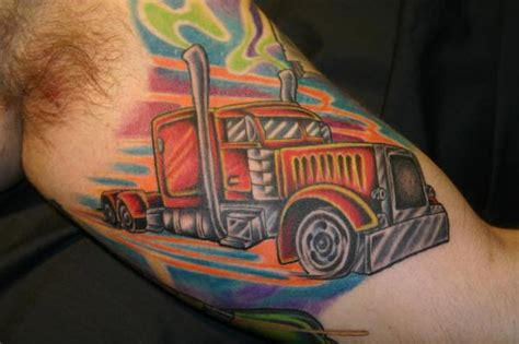 big rig tattoo designs the hunt for big rig tattoos
