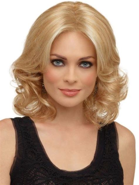 latest hairstyle for squre face 113 best images about medium length hairstyles curly and