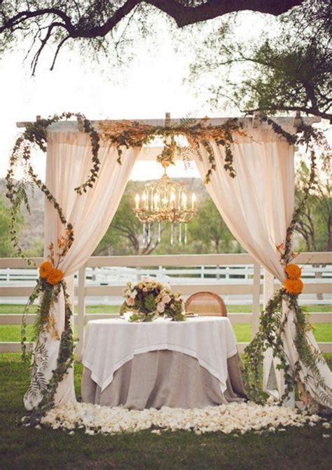 wedding awning 15 creative wedding canopies perfect for your big day
