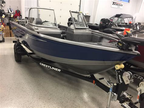crestliner 1700 vision boats for sale in wisconsin boats - Crestliner Boats Wisconsin