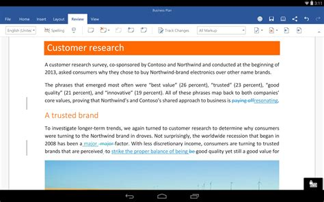 free word for android microsoft word preview soft for android free