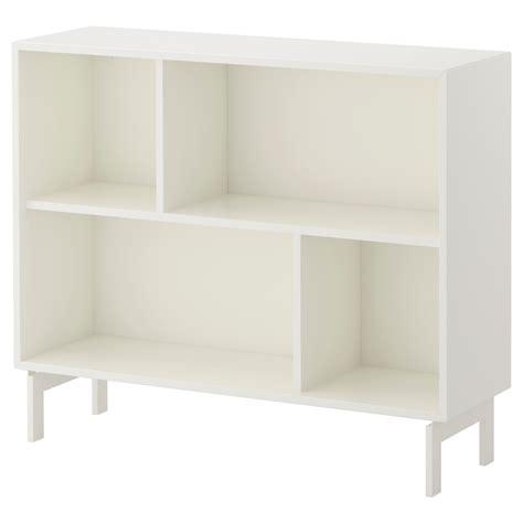 mini libreria ikea valje shelf unit white 100x83 cm ikea