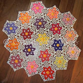 Wiggle Solasi 3 Motif ravelry wiggle flower motif and afghan pattern by deborah atkinson