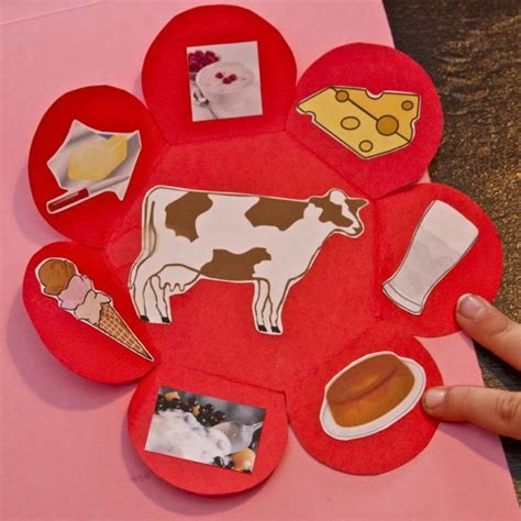 milk crafts for 25 best ideas about cow craft on farm animal