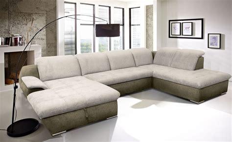 poltrone e sofa tortona divano doppio angolo in tessuto clancy conforama