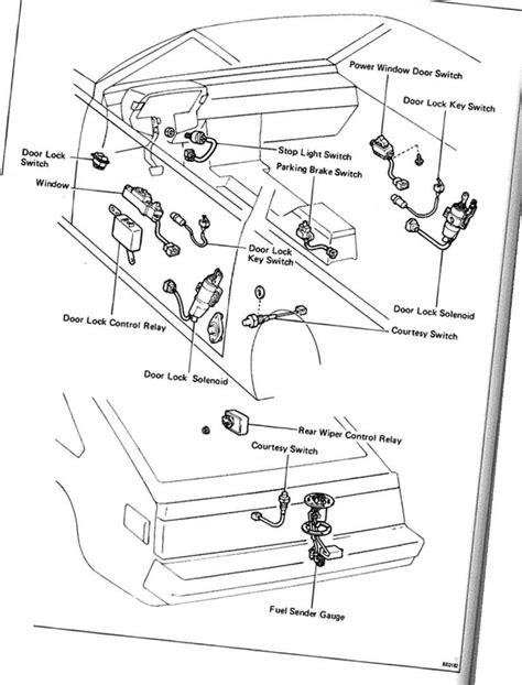 1997 toyota rav 4 radio wiring diagram toyota tundra