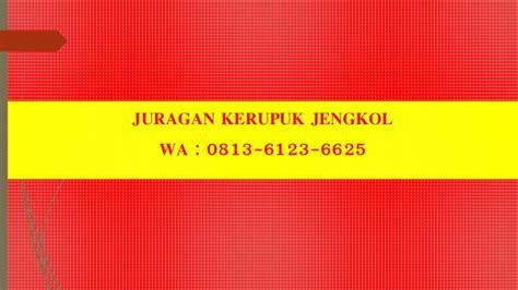 Kerupuk Jengkol Emping Jengkol Mentah 1 0813 6123 6625 Tsel Keripik Kulit Jengkol Mesin