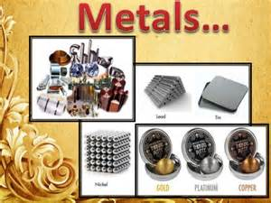 Periodic Table Nonmetals Physical Properties Of Metals And Non Metals