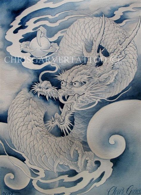 chris garver dragon tattoo designs chris garver painting tattoos chris