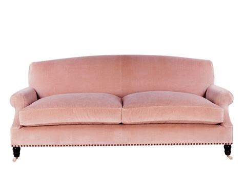 velvet couch clothing inspiring dusty pink velvet sofa