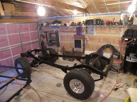 jeep frame jeep yj 5 3l swap completed ls1tech camaro and