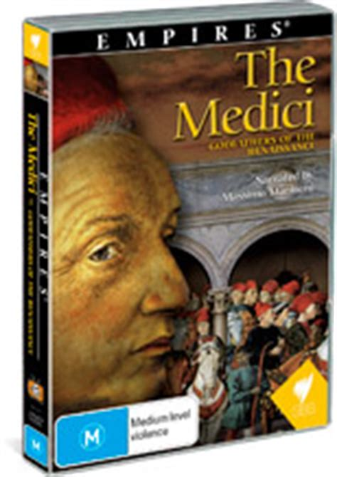the medici godfathers of the renaissance total