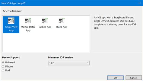 New Xamarin Android And Xamarin Ios Project Templates Now Available Xamarin Blog Ios Project Templates
