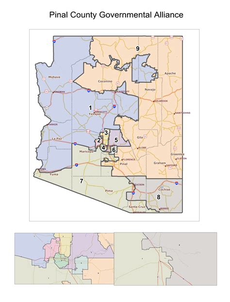 pinal county section 8 pinal county zip code map pictures to pin on pinterest